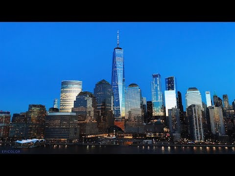 New York City - Color Correction using EPICOLOR in FCP X