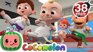 Taekwondo Song + More Nursery Rhymes & Kids Songs - CoComelon