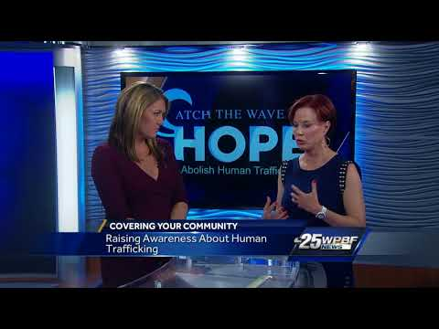 Local group dedicated to stopping human trafficking