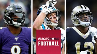 2020 Rotoworld Fantasy Football Draft 1.0 | Rotoworld Football Podcast