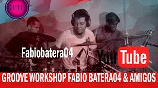 Groove Workshop   Fabio Batera04 & Amigos