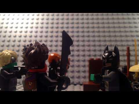 batman vs crooks 2