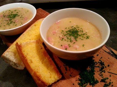 How to make Potato and Leek Soup