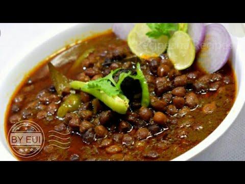 Kala Chana Curry Recipe Flavors of Summer. काले चने की करी
