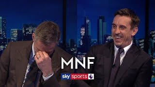 Gary Neville suggests Man United should rest players against Man City!   MNF Q&A