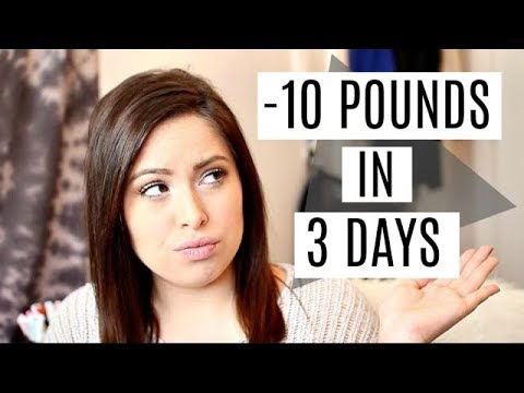 Lose 10 Pounds in 3 Days?! Military Diet Experience: Does it work?