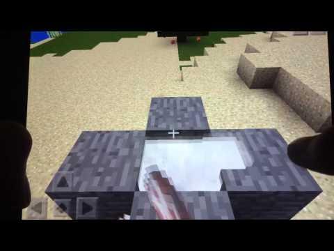 How to make a working smoke machine in minecraft pe