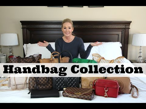 HANDBAG COLLECTION 2017 + Bags I'm Selling