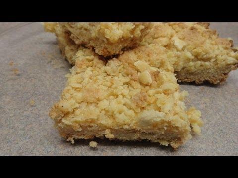 Recipes Using Cake Mixes: #18 Lemon Crumb Bars