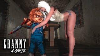 Download O CHUCKY TRAIU A TIFFANY BEIJANDO A FILHA DA GRANNY !! - GRANNY A SÉRIE #1 ( NOVA SÉRIE ) Video