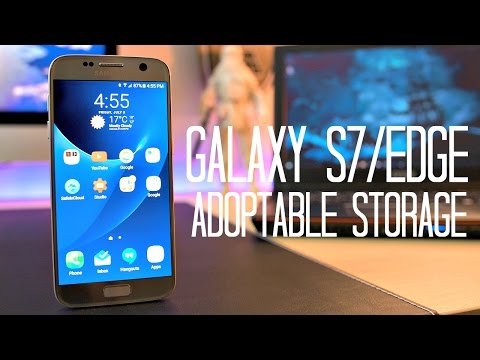 Enable Adoptable Storage for Galaxy S7 and  S7 Edge