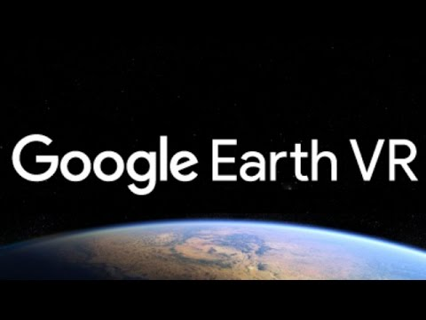 Google Earth VR - Around the World in 60 FPS