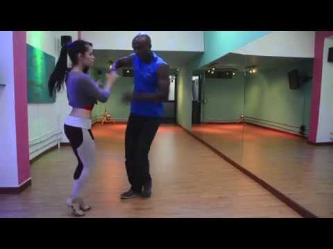 Learning to Dance Bachata in Medellin, Colombia