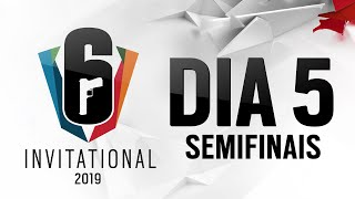 Six Invitational 2019 - Dia 5 (Semifinal)