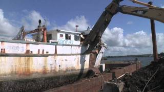 How to Demolish a Boat