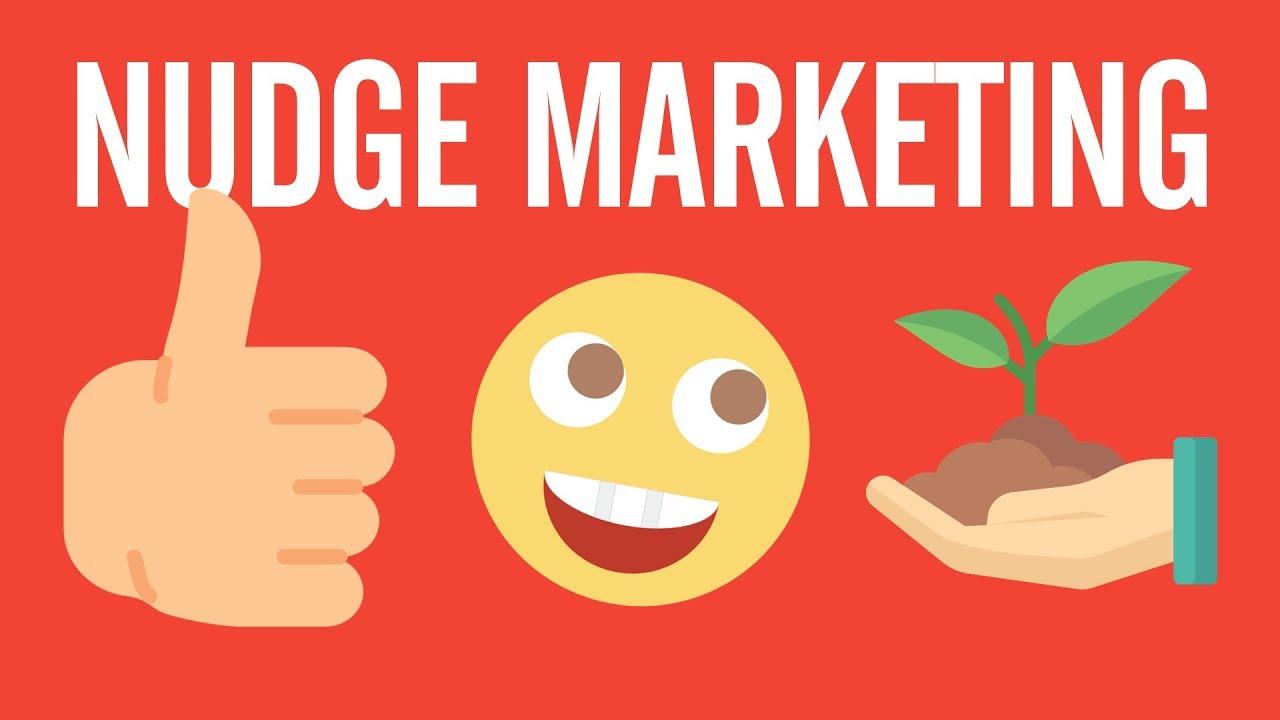 Nudge Marketing (exemple inclus)