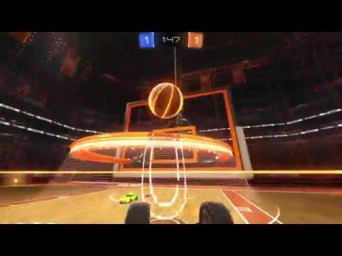 Rocket League | Hoops | Epic Slam Dunk
