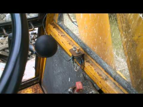Ford P45 excavator