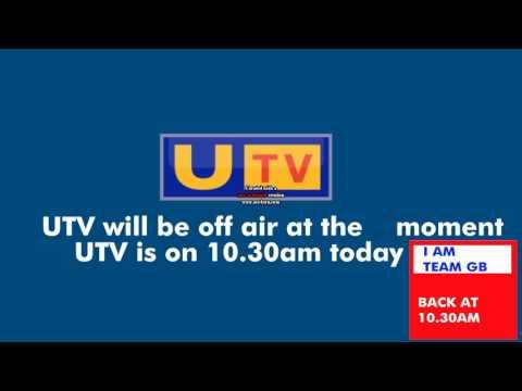 UTV - Off Air for I Am Team GB Caption - Saturday 27th August 2016 -720p HD
