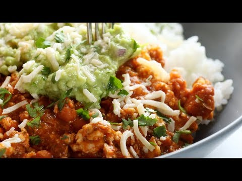 Spicy Sofrita Veggie Bowls