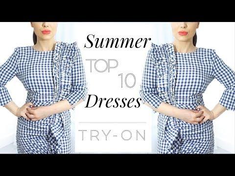 10 Perfect Summer Dresses   Asos, Boohoo, Topshop, Miss Selfridge, H&M, Pretty Little Thing