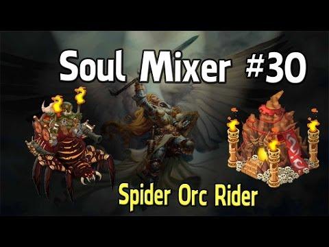 Social Empires - Soul Mixer #29 Spider Orc Rider