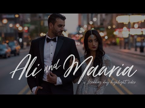 MAARIA & ALI | THE WESTIN DOWNTOWN COLUMBUS | WEDDING DAY HIGHLIGHT VIDEO
