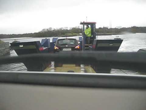 Ferry to Lusty Beg Island