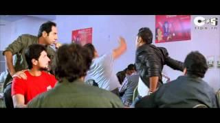 Gippy and Diljit get into Fight with Karanveer over Neeru - Jihne Mera Dil Luteya - Movie Scenes