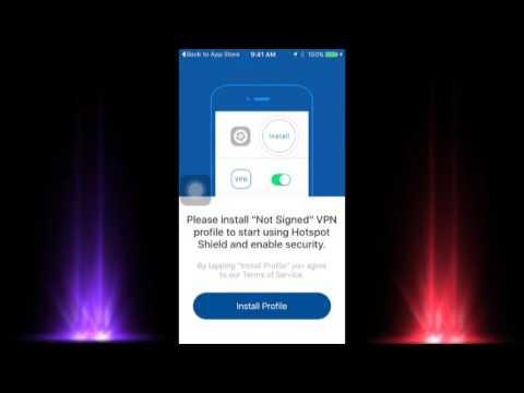Hotspot Shield VPN  /iOS/ androi - free