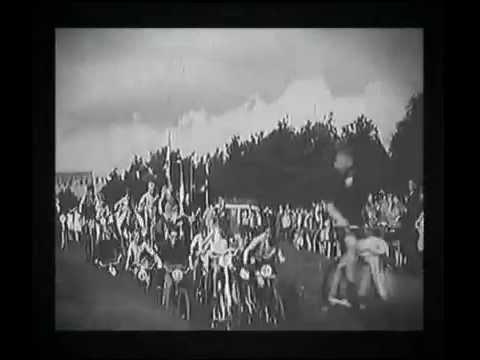 Bicycle Motocross. 1958. Amersfoort, Netherlands. Enjoy the footy Joe Kid.