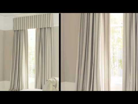 How to measure for pelmets - LAURA ASHLEY