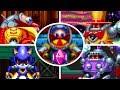 Sonic Mania - All Bosses & Ending