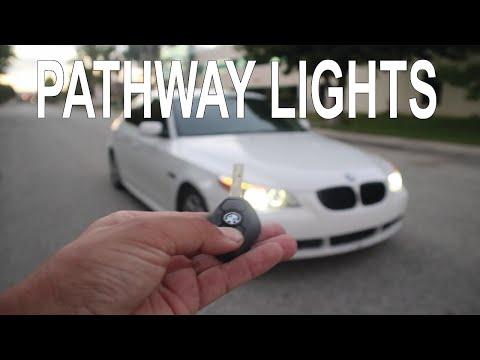 BMW CODING EP. 1 - PATHWAY LIGHTS (e60 e63 5 6 series)