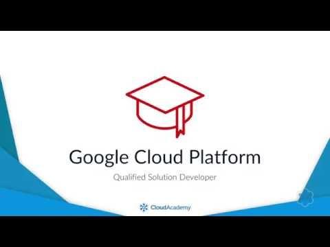 Qualified Solution Developer Exam Prep for Google Cloud Platform