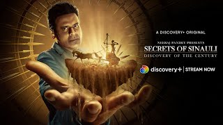 Secrets Of Sinauli: Discovery Of The Century | Trailer | discovery+ app | Stream Now