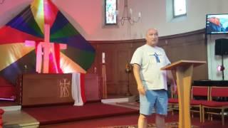 Believers In Recovery London - Gavin P