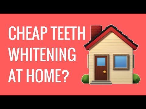 Teeth Whitening | Teeth Whitening Naturally At Home 🏠