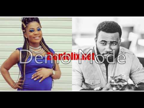 Vicky Zugah And Ex-boyfriend blasts themselves  basabasa after breakup