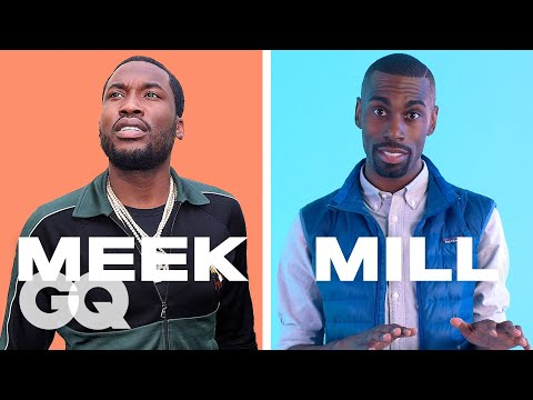 Why Was Meek Mill in Jail?   Truth Be Told With DeRay Mckesson   GQ