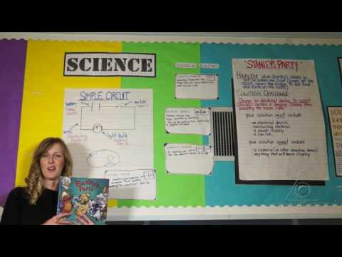 Making Science Fun!: Integrating Literacy and Science (Virtual Tour)