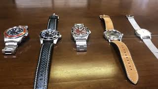 orient watch collection.