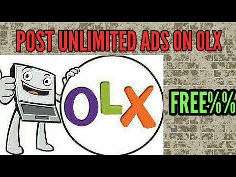 How to post free ads on olx