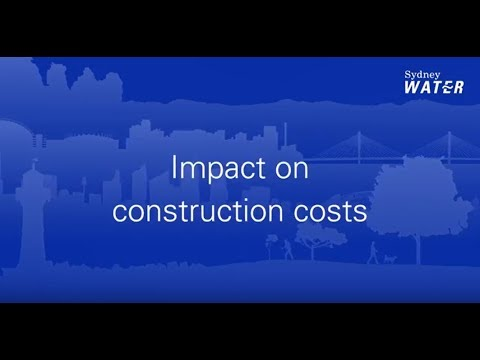 Section 73 Compliance Certificate construction costs