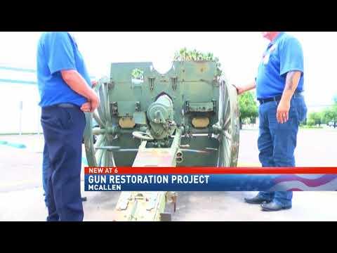 Gun restoration project