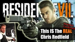 Resident Evil 7 Chris Redfield News | Model Change Explained By Director | Is It Really Chris?