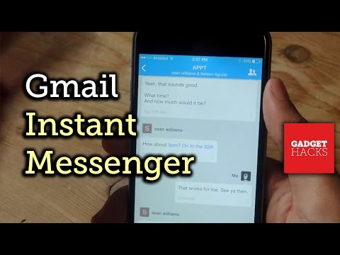 Speed Up Emailing by Turning Gmail into an Instant Messenger on Your iPhone [How-To]