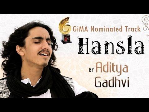 Hansla (2015) - Gujarati Folk Video Song by Aditya Gadhvi   Indian Folk Music