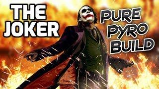 Dark Souls 3 The Joker (Pure Pyro Build)