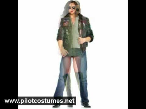 Halloween Costume Ideas Pilot Costumes - Pilotcostumes.net